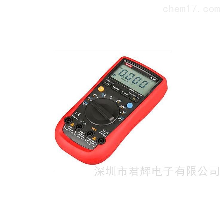 UT108 手持式汽车多用表