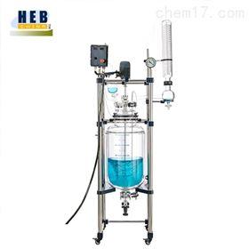 HEB-50L防爆玻璃反应釜