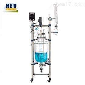 HEB-30L30L双层玻璃反应釜