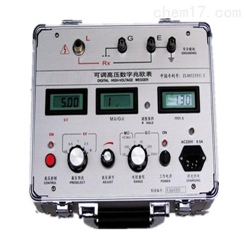 *高压绝缘电阻测试仪做工精良