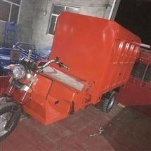 铁制箱体电动垃圾清运车