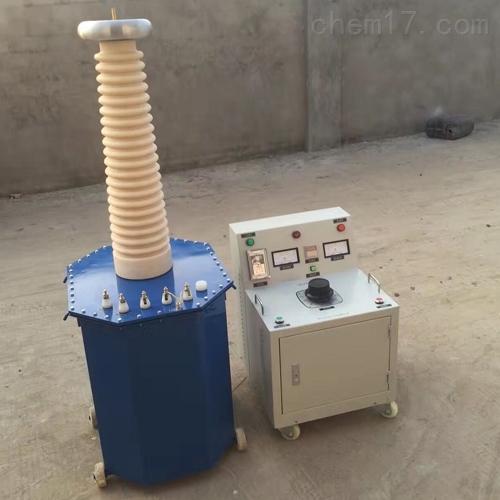 现货直发油浸式试验变压器特价