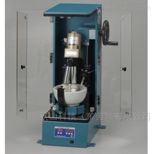 日本nittokagaku日淘科学2軸式自动乳钵机