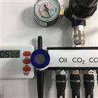 压缩空气质量测试