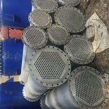 回收二手列管式冷凝器