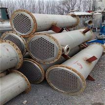 回收闲置二手钛材列管换热器