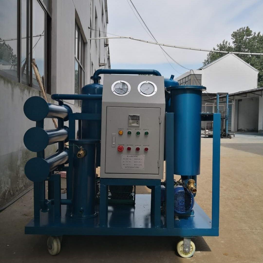 高效真空滤油机主要特点