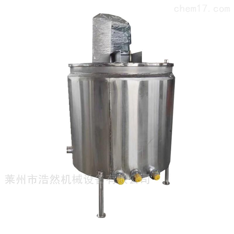 液体加热罐 不锈钢反应釜