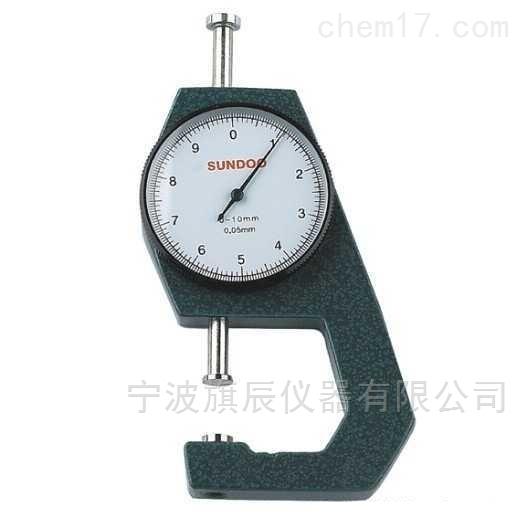 皮革測厚儀LP-4010