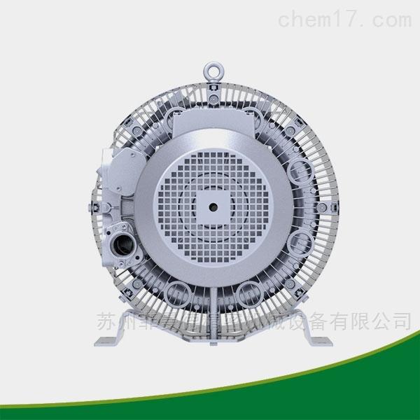 4HB620H36-3.3kw双叶轮高压风机