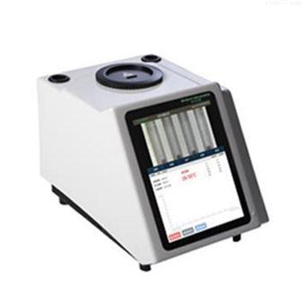 HSY-0612A2易粉碎固体药品熔点测定仪-电热块空气加热