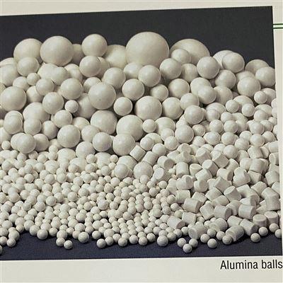NIKKATO氧化铝球