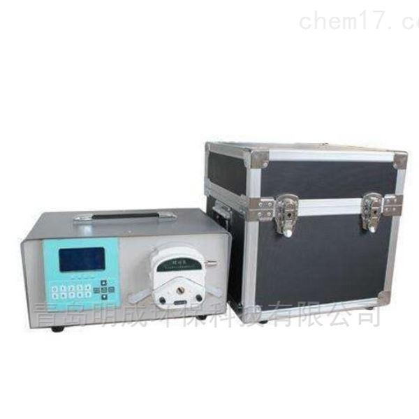 青岛路博自产MC-8000E便携式水质采样器