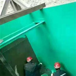 電廠煙道防腐高溫玻璃鱗片膠泥 耐腐蝕