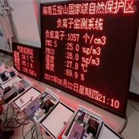 SHHB-FY深圳气象局负氧离子浓度监测系统