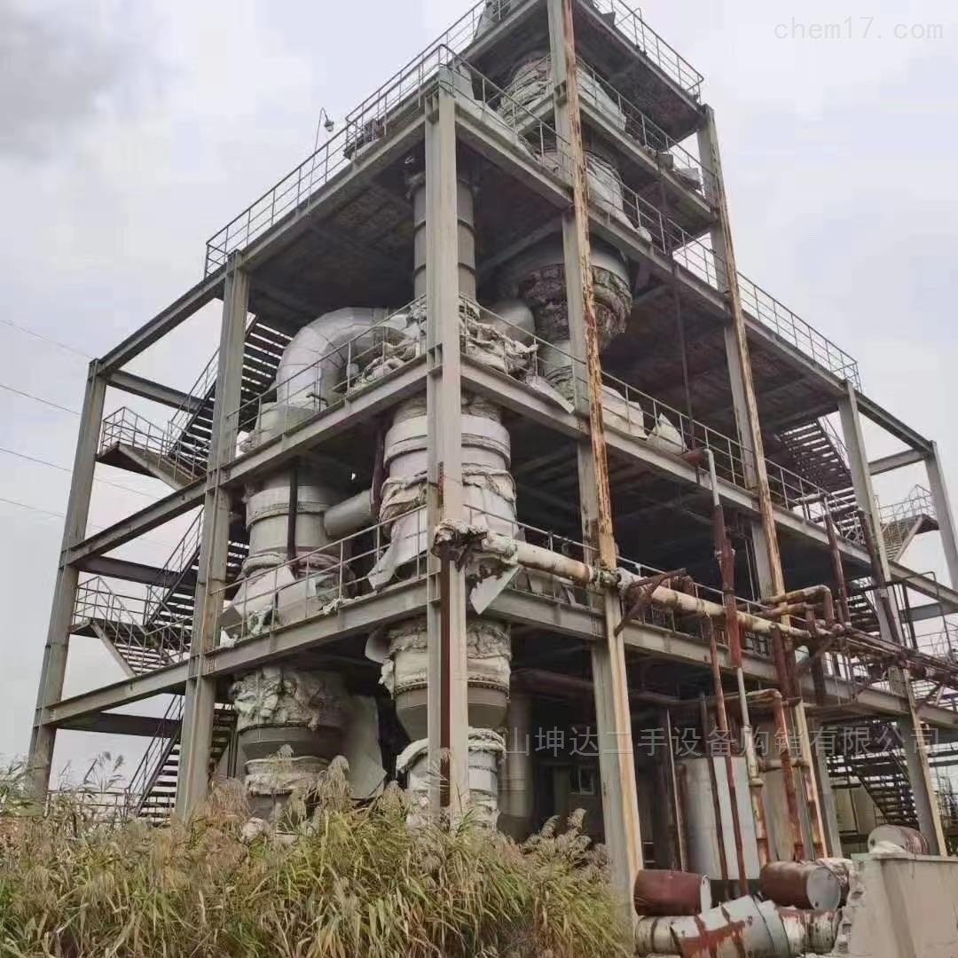 二手钛TA6材质 MVR高效节能蒸发器 4吨