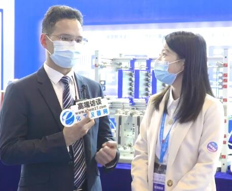 康宁反应器技术betway必威手机版登录亮相API CHINA