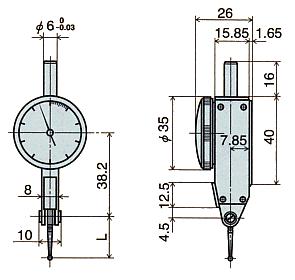 外形尺寸PCN系列