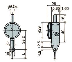 外形尺寸PCN-0
