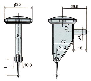 外形尺寸PCN-5 / PCN-6