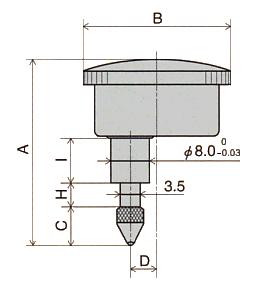 外形尺寸196B型