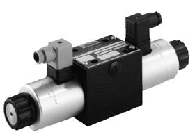 Parker派克D3W系列3油腔电动式换向阀