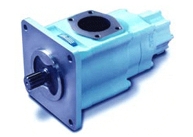 DENISON丹尼逊T6DCCR, T6EDCR系列带尾驱动三联叶片泵
