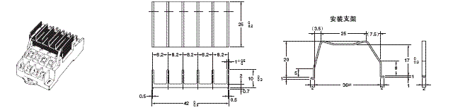 G3S4 外形尺寸 11 Y92B-S10_Dim