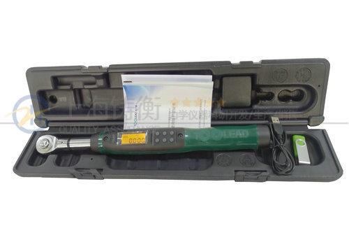 SGTS可连电脑数显手动扭力测量扳手