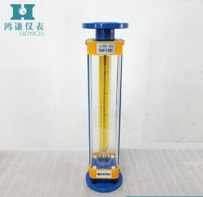 玻璃管转子流量计