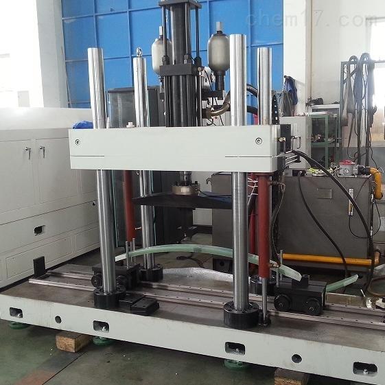 電液伺服鋼板彈簧疲勞試驗機