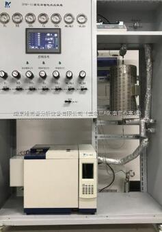 VOC催化燃烧评测装置