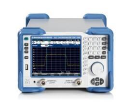 实时式频谱分析仪