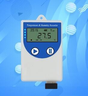 冷鏈溫濕度記錄儀