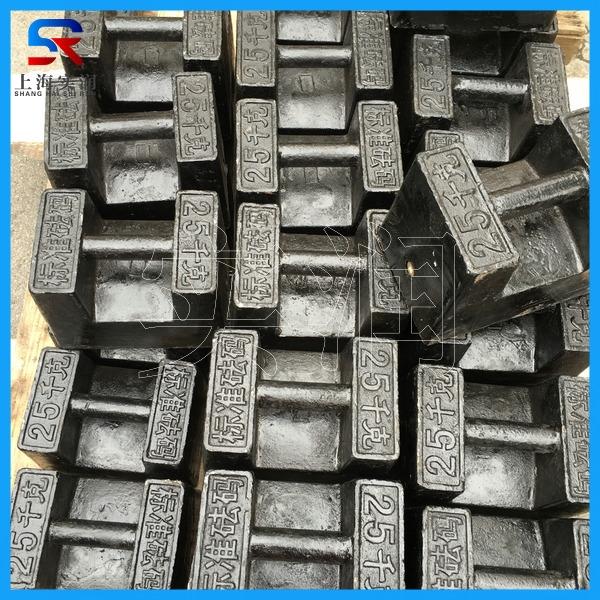 铸铁砝码锁形