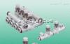 SSD-L-20-15-T0H-D供应CKD双向管路直接型快插接头/CKD带快插接头