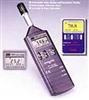 记忆式温湿度计TES1363