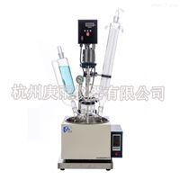GDF-单层玻璃反应釜1L